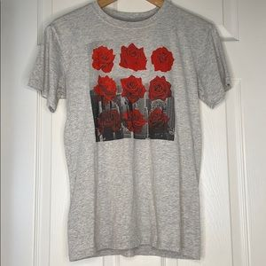 Graphic Rose Tee